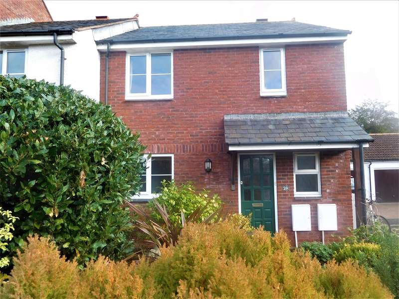3 Bedrooms House for sale in Tappers Close, Topsham