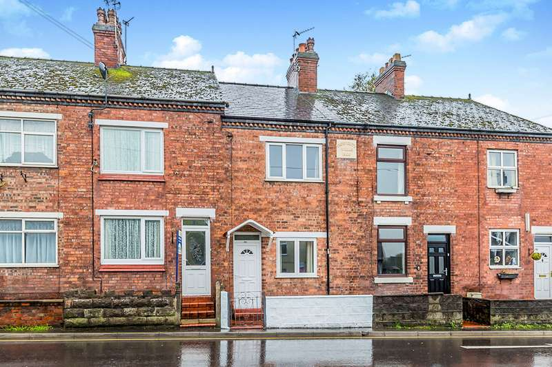 2 Bedrooms House for sale in Newton Bank, Middlewich, Cheshire, CW10