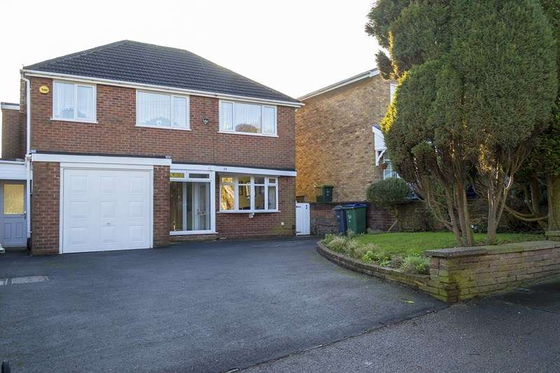 5 Bedrooms Detached House for sale in Tower Road, Oldbury, West Midlands, B69