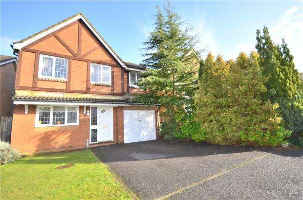 4 Bedrooms Detached House for sale in Mayfield Ridge, Hatch Warren, Basingstoke