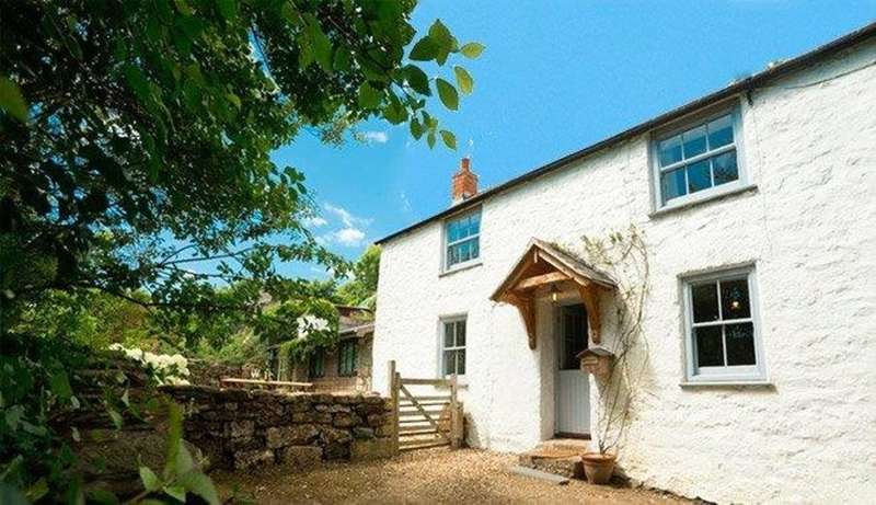3 Bedrooms Cottage House for sale in Vellanoweth, Ludgvan