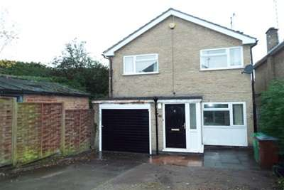 3 Bedrooms Detached House for rent in Aubrey Road, Carrington, NG5