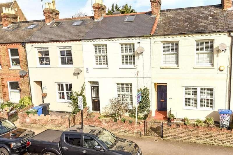 3 Bedrooms Terraced House for rent in Oxford Road, Windsor, Berkshire, SL4