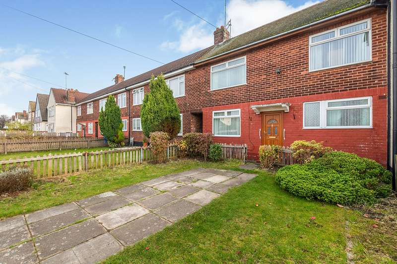 3 Bedrooms House for sale in Masefield Avenue, Widnes, Cheshire, WA8