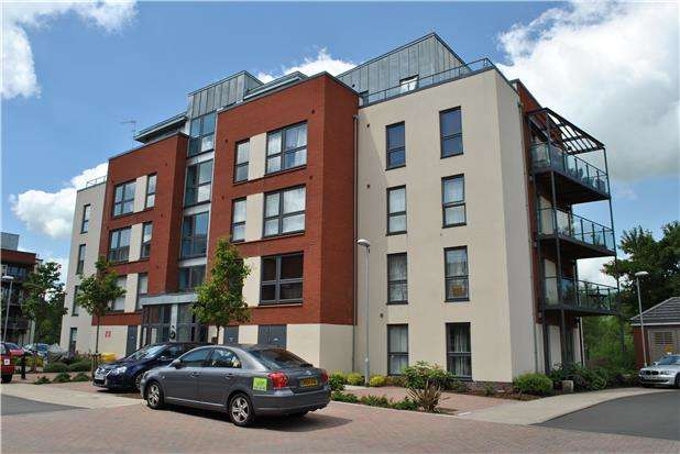 2 Bedrooms Flat for sale in Paxton Drive, Ashton, Bristol, BS3 2BN