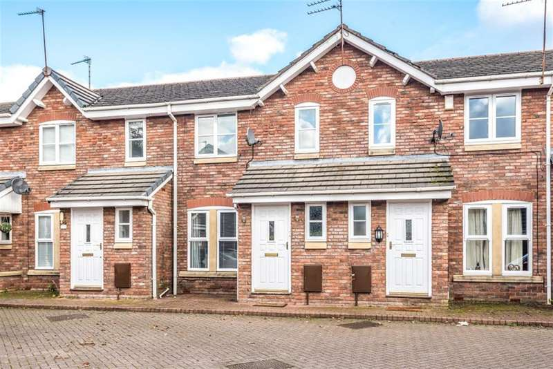 3 Bedrooms Terraced House for sale in Millcrest Close, Worsley, Manchester, M28 1YE