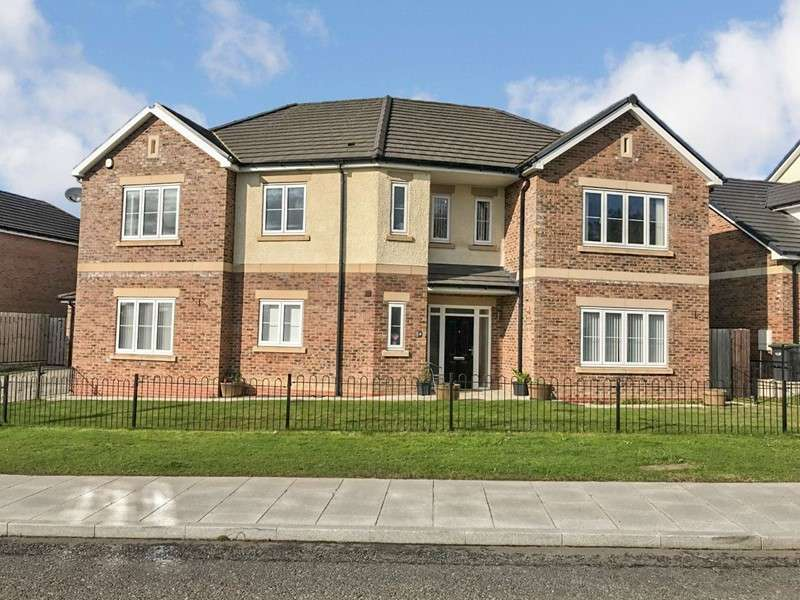 4 Bedrooms Property for sale in Eve Lane, Durham Gate, Durham, County Durham, DL16 6NN