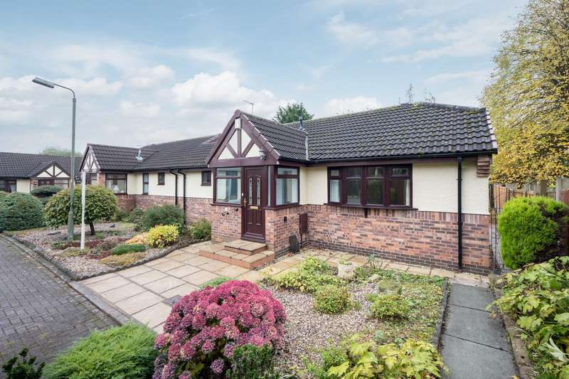 2 Bedrooms Bungalow for sale in 2 bedroom Bungalow Semi Detached in Northwich