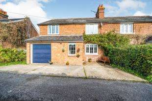 4 Bedrooms Semi Detached House for sale in Greenfield Road, Burwash, Etchingham, East Sussex