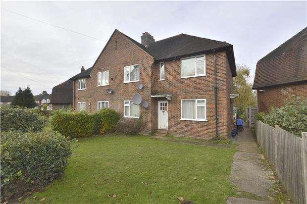 2 Bedrooms Flat for sale in Bradbourne Vale Road, SEVENOAKS, Kent, TN13 3QJ