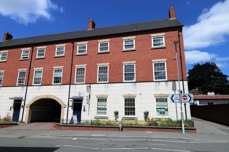 2 Bedrooms Flat for sale in South Street, Ashby-de-la-Zouch