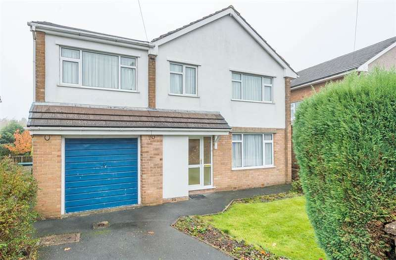 5 Bedrooms Detached House for sale in Worcester Drive, Sheffield, S10 4JG