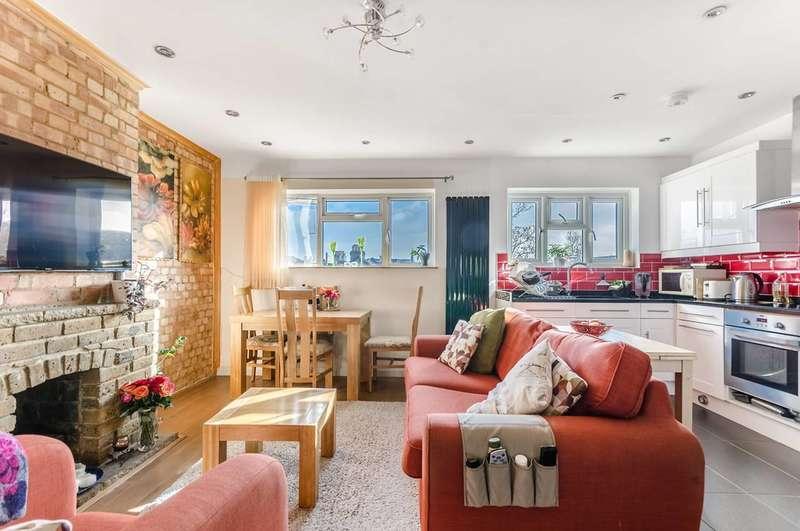 3 Bedrooms Maisonette Flat for sale in Waldenshaw Road, Forest Hill, SE23