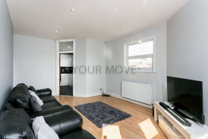 2 Bedrooms Flat for sale in Newport Road, Leyton, London, E10