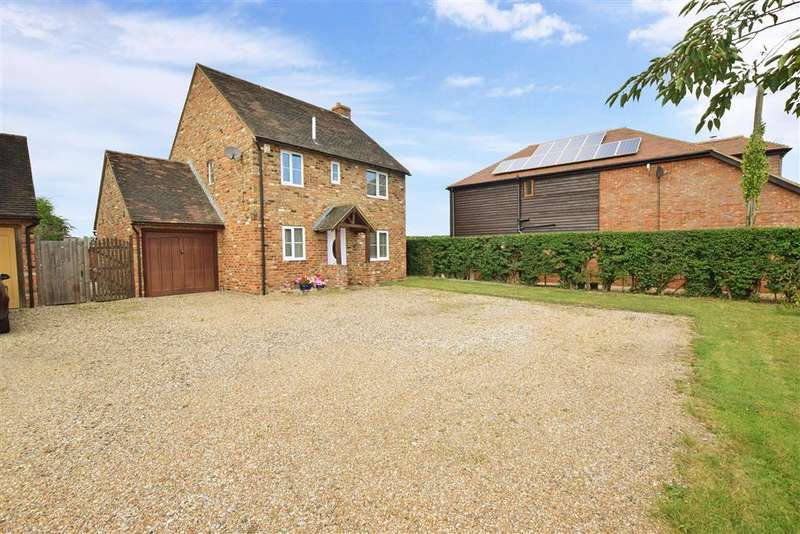 4 Bedrooms Detached House for sale in School Lane, , Stourmouth, Canterbury, Kent