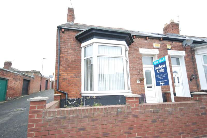2 Bedrooms Cottage House for rent in Stewart Street, High Barnes