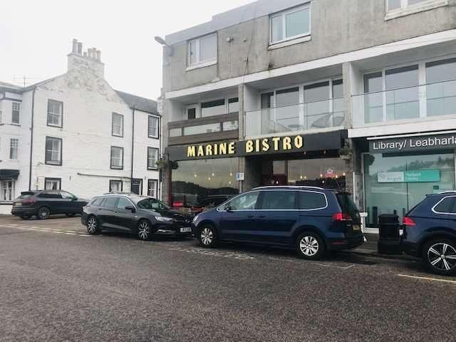 2 Bedrooms Maisonette Flat for sale in Argyll House, School Road, Tarbert, Tarbert