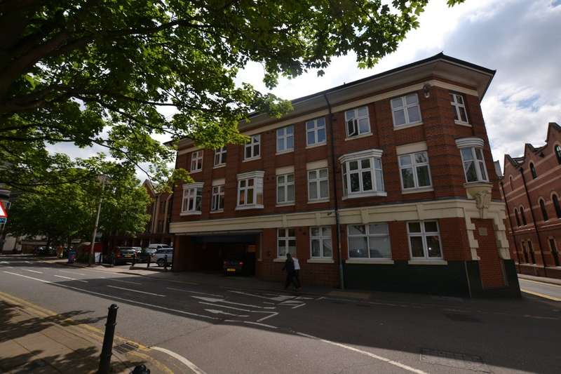 2 Bedrooms Apartment Flat for rent in Minster Court, Leicester LE1