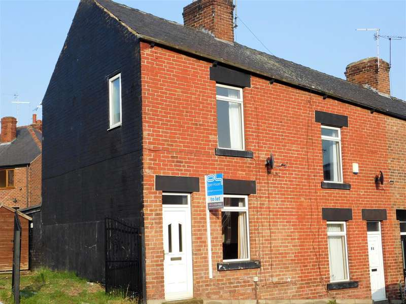 2 Bedrooms End Of Terrace House for rent in Honeywell Lane, Barnsley