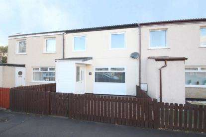 3 Bedrooms Terraced House for sale in Bargeny, Kilwinning, North Ayrshire