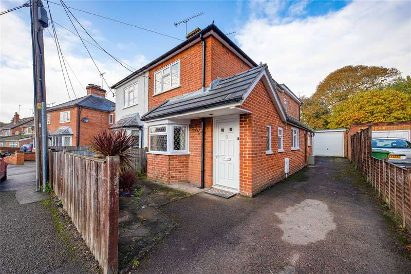 2 Bedrooms Semi Detached House for sale in Goaters Road, Ascot, Berkshire, SL5