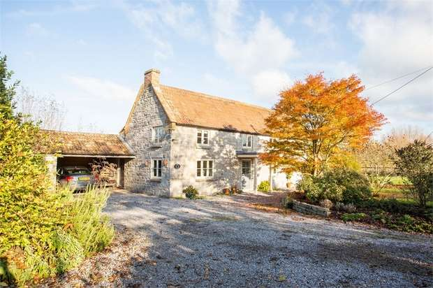 5 Bedrooms Detached House for sale in Church Lane, Long Load, Langport, Somerset