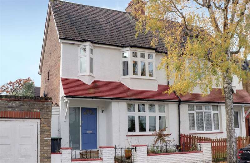 3 Bedrooms Semi Detached House for sale in Dorset Road, Alexandra Park, London