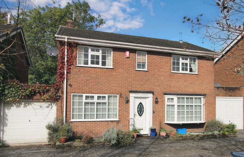 4 Bedrooms Detached House for sale in Cobbs Brow Lane, Newburgh, Wigan, Lancashire, WN8