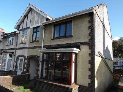 3 Bedrooms End Of Terrace House for sale in Deiniol Road, Bangor, Gwynedd, LL57