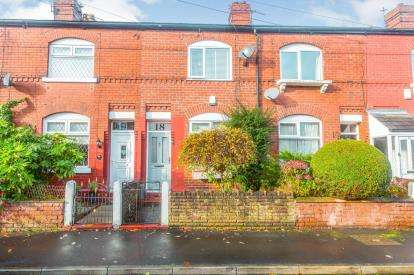 2 Bedrooms Terraced House for sale in Dudley Road, Sale, Cheshire, Greater Manchester