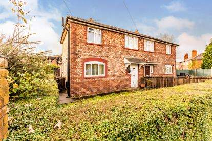 3 Bedrooms Semi Detached House for sale in Hart Road, Manchester, Greater Manchester, Uk
