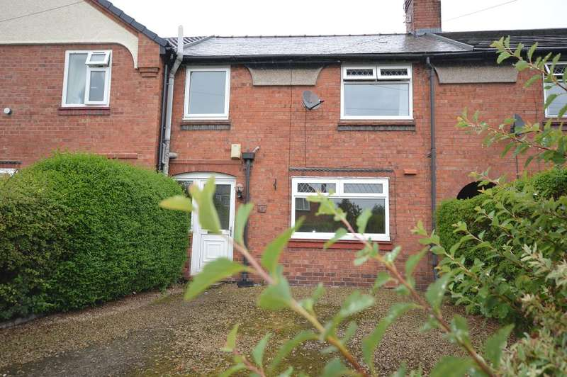 3 Bedrooms Terraced House for rent in Newall Avenue, Sandbach, CW11 4BJ