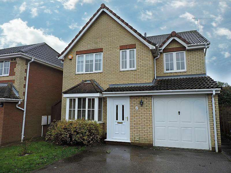 4 Bedrooms Detached House for rent in Euston Avenue, Rushmere St Andrew, Ipswich