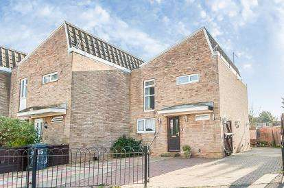3 Bedrooms End Of Terrace House for sale in South Street, Peterborough, Cambridgeshire