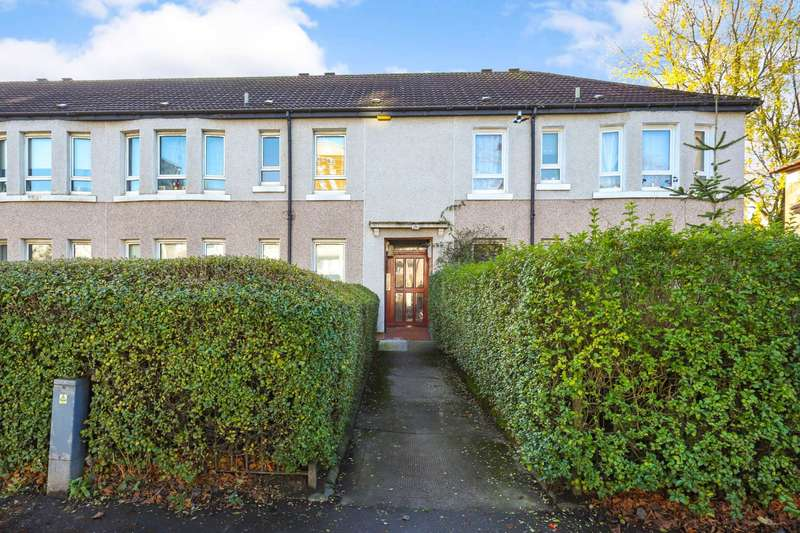 2 Bedrooms Flat for sale in Shieldhall Road, Govan