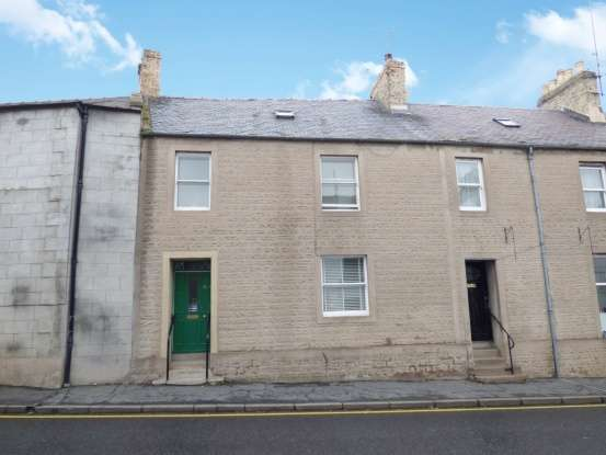 3 Bedrooms Terraced House for sale in High Street, Coldstream, Berwickshire, TD12 4AP
