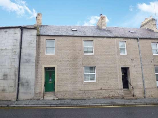 3 Bedrooms Terraced House for sale in High Street, Coldstream, Berwickshire, TD12 4AP