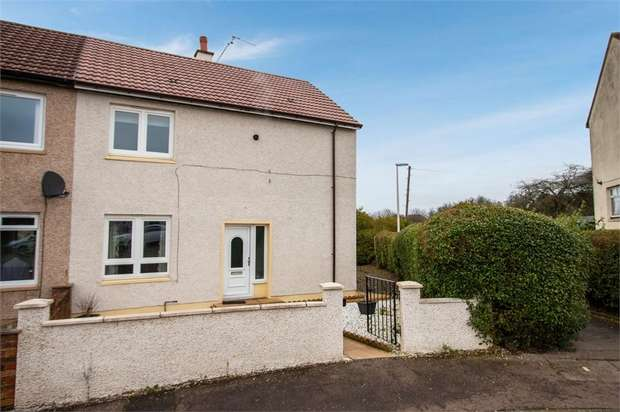 3 Bedrooms Semi Detached House for sale in Denfield Avenue, Cardenden, Lochgelly, Fife