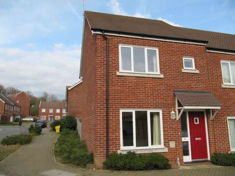 2 Bedrooms House for rent in Limes Park, Basingstoke