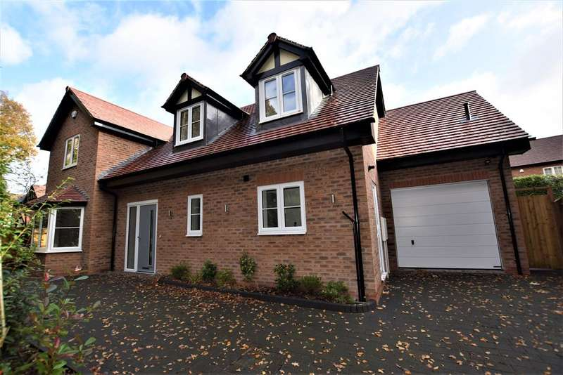 4 Bedrooms Detached House for sale in Four Ashes Road, Bentley Heath, Solihull, B93 8LY