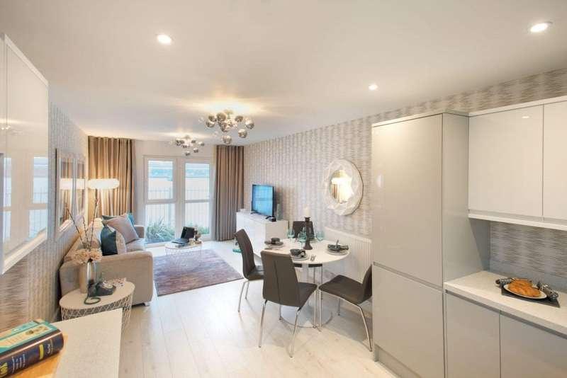 1 Bedroom Flat for sale in Oldfield Road, Maidenhead, Berkshire, SL6