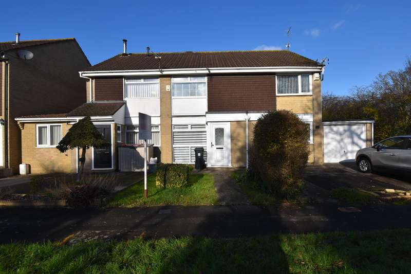 3 Bedrooms Terraced House for sale in Firework Close, Bristol, BS15 4LU