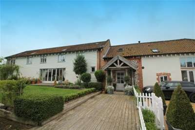 4 Bedrooms Barn Conversion Character Property for rent in Chequers Lane, IP25 7HQ