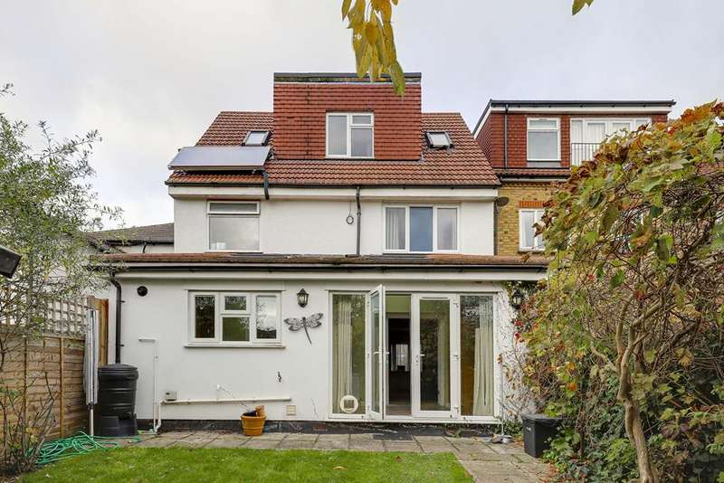5 Bedrooms Semi Detached House for sale in St. Georges Road, Enfield, London, EN1