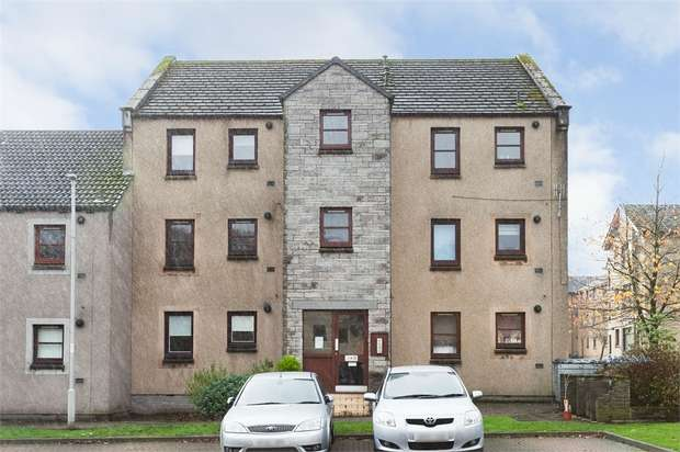 1 Bedroom Flat for sale in Hutcheon Low Place, Aberdeen