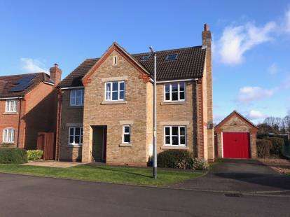 6 Bedrooms Detached House for sale in Pound Close, Upper Caldecote, Biggleswade, Bedfordshire