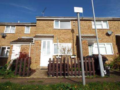 2 Bedrooms Terraced House for sale in Brussels Way, Luton, Bedfordshire