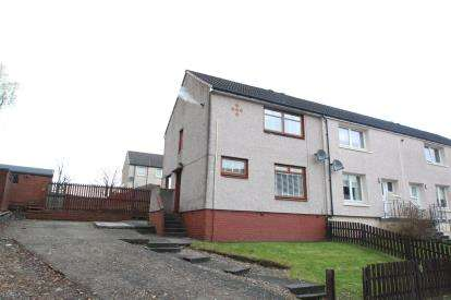 3 Bedrooms End Of Terrace House for sale in Ashley Street, Bonnybridge