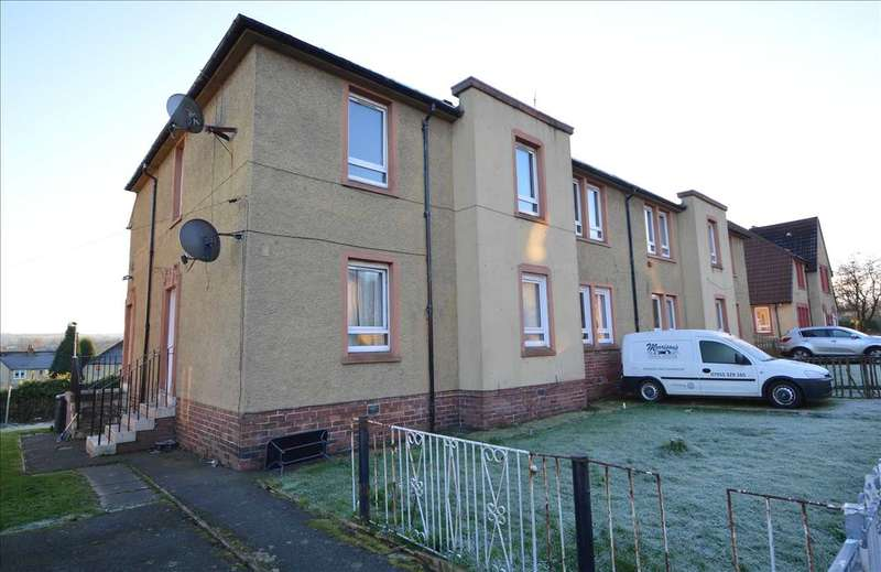 3 Bedrooms Apartment Flat for sale in Springwell Crescent, Blantyre