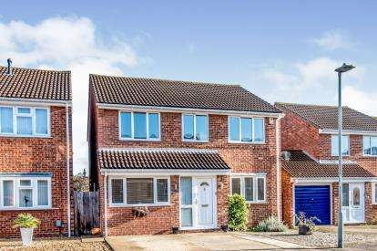 4 Bedrooms Detached House for sale in Jowitt Avenue, Kempston, Bedford, Bedfordshire